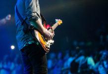 Gitara elektryczna – wybór instrumentu dla początkujących