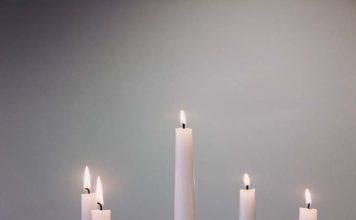 Z czego produkuje się świece