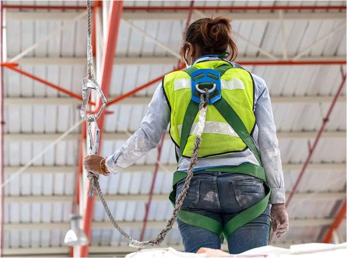 Bezpieczeństwo na dachu